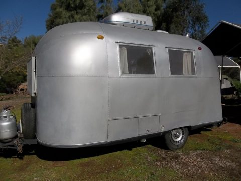 great shape 1965 Airstream Caravel camper trailer for sale