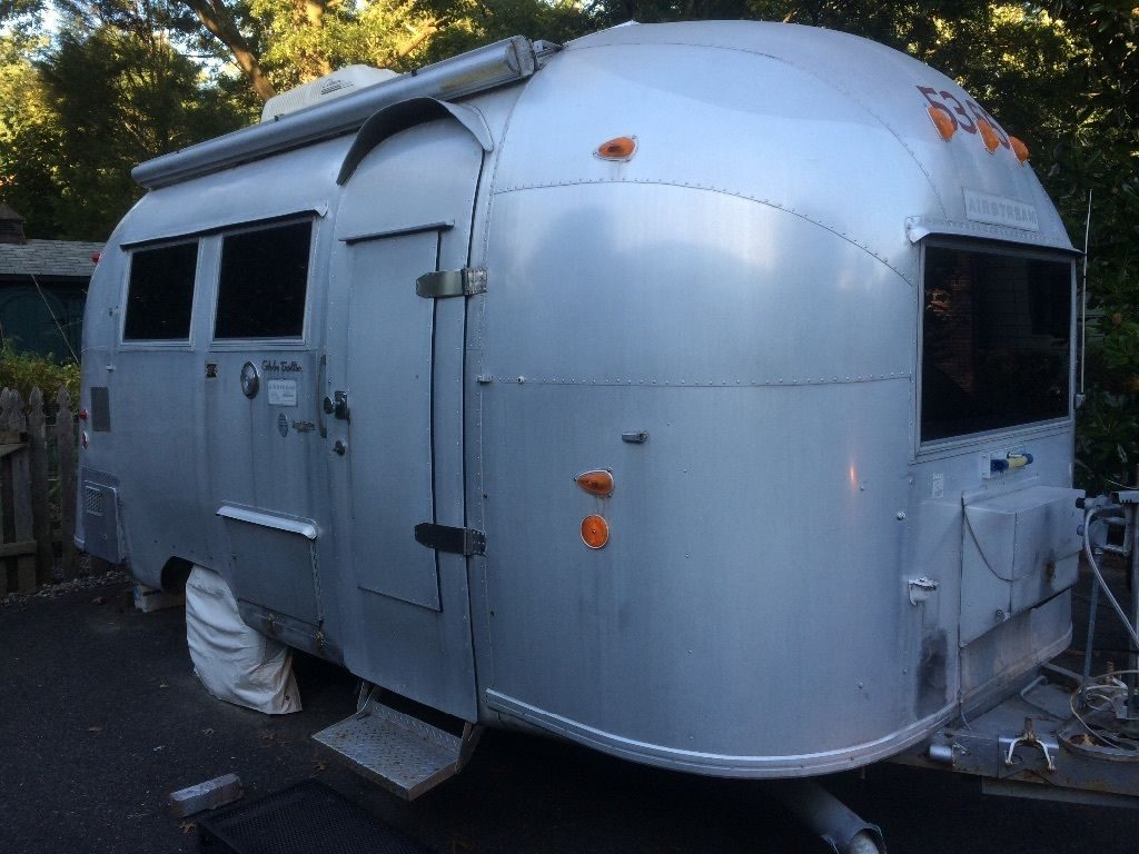 new parts 1962 Airstream camper trailer
