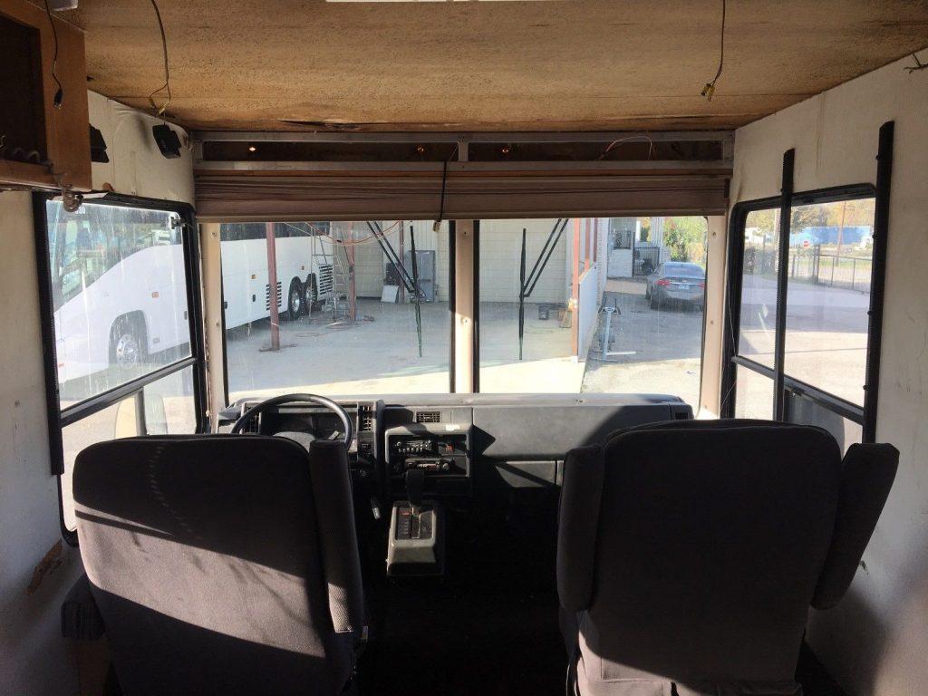 bad transmission 1991 Safari TREK camper