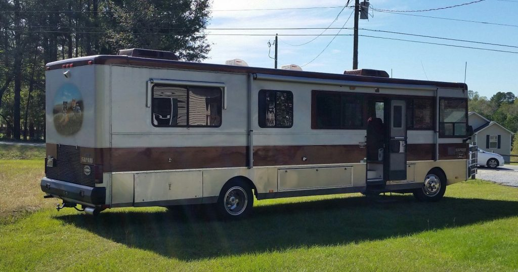 New Tires 1990 Safari Serengeti Motorhome Camper Rv For Sale