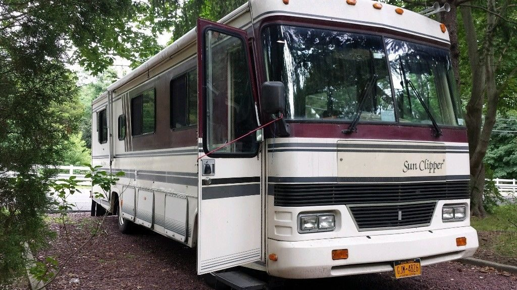 new equipment 1992 Gulf Stream Sun Clipper camper RV