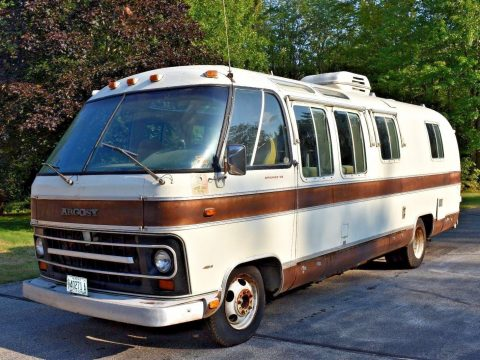 vintage classic 1976 Airstream ARGOSY camper for sale