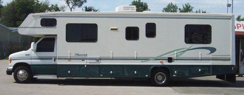 loaded 1997 Ford E450 Maverick Georgie Boy camper