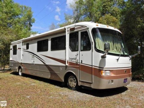 loaded 1998 Holiday Rambler Imperial camper for sale
