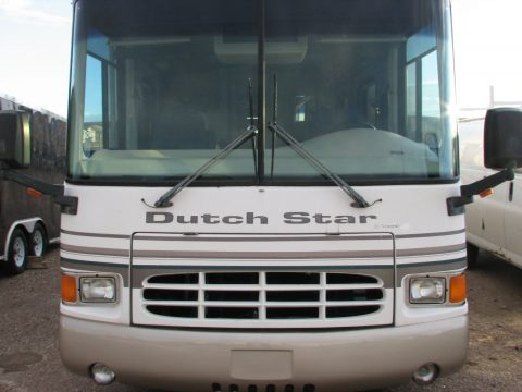 lots of storage space 1998 Newmar Dutch Star camper for sale