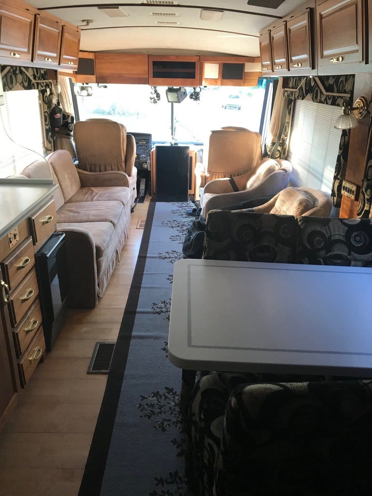 luxury 1996 Fleetwood American Eagle camper