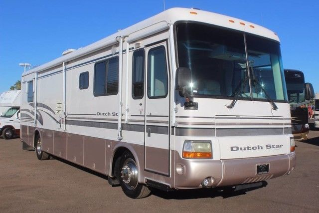 very clean 1999 Newmar camper for sale