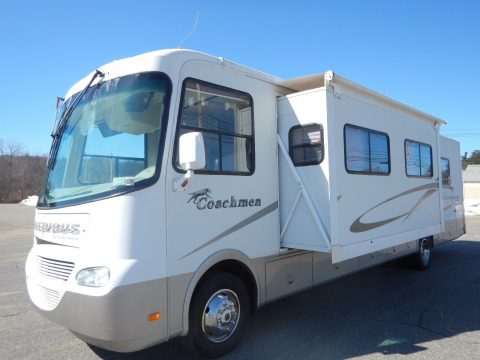 comfortable 2003 Coachmen Rendezvous camper for sale