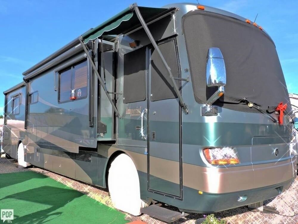 loaded 2004 Holiday Rambler Imperial camper