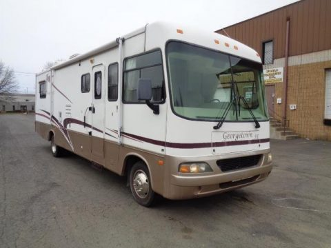 very low miles 2004 Forest River camper for sale