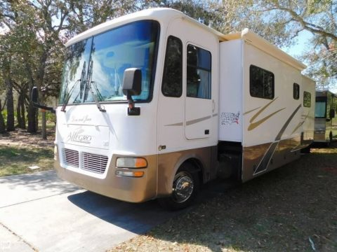 well optioned 2003 Tiffin Motorhomes Allegro camper rv for sale