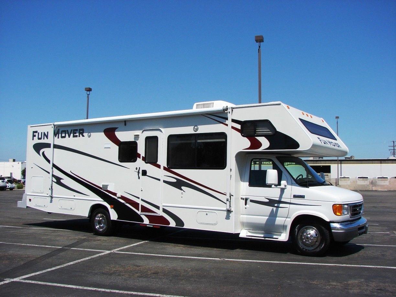 hauler 2006 Thor Four Winds camper for sale