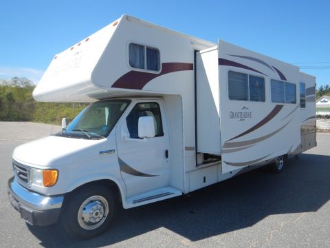 home on wheels 2006 Jayco Granite Ridge 3100SS camper rv for sale