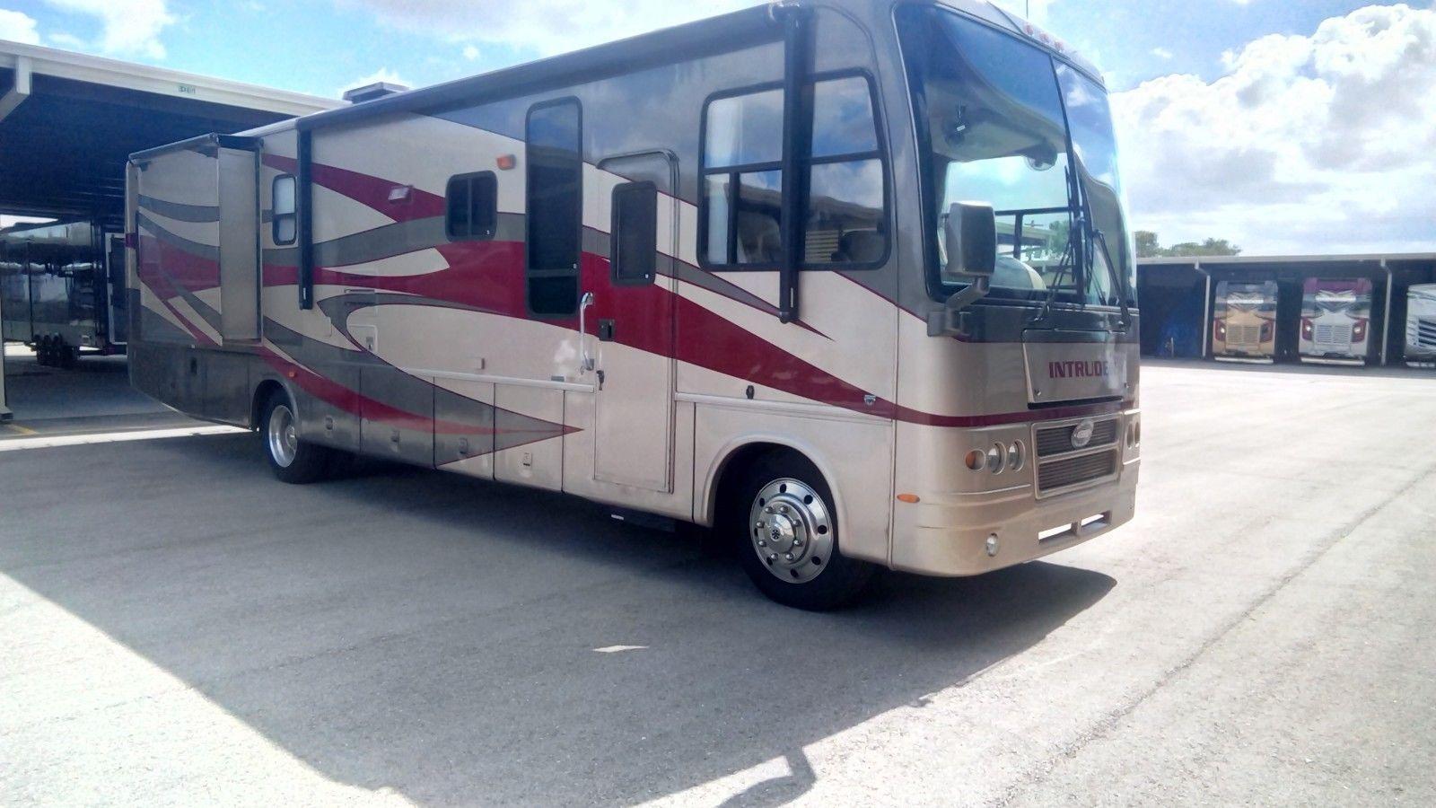 loaded 2006 Damon Intruder camper rv for sale