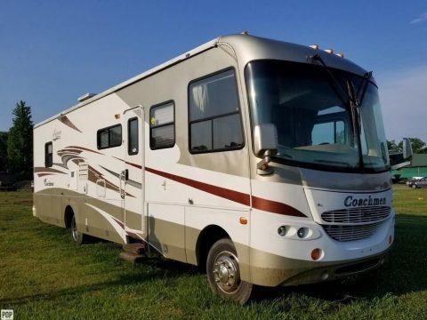 low mileage 2006 Coachmen Aurora 3480DS camper rv for sale