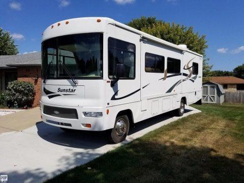 loaded 2007 Itasca Sunstar camper rv for sale