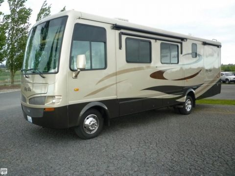loaded 2007 Newmar Bay Star camper rv for sale