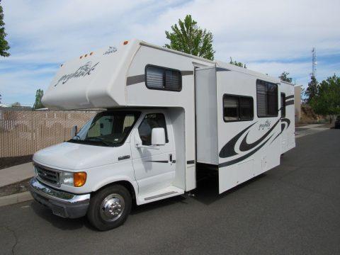 low mileage 2008 Jayco Greyhawk 31SS camper for sale