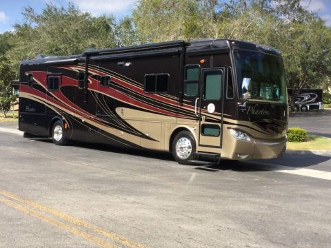 Additional Features 2013 Tiffin Phaeton 40 QBH camper for sale