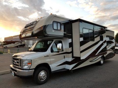 like new 2012 Tioga Ranger Class C camper for sale