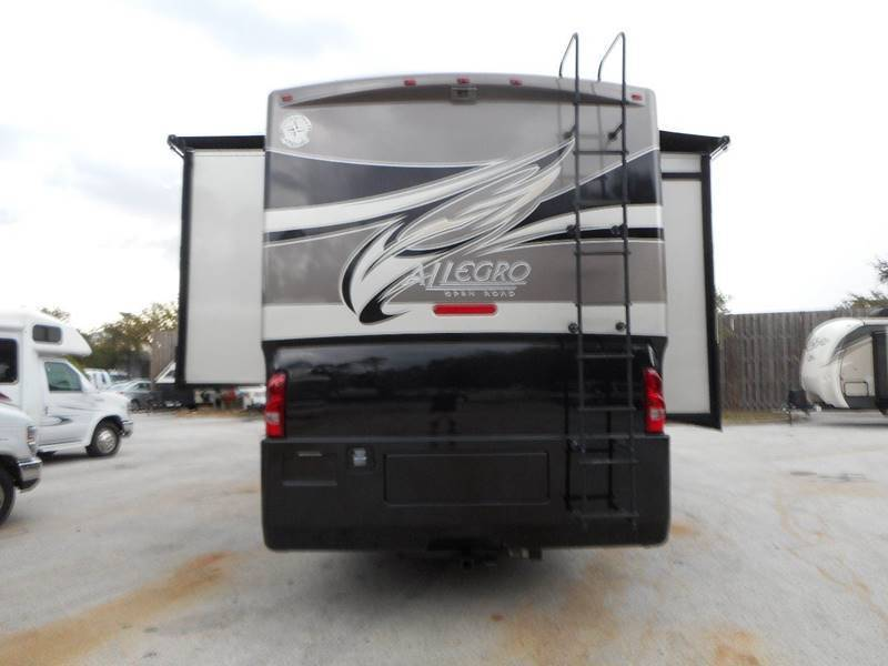 loaded 2011 Allegro Open Road 35QBA camper