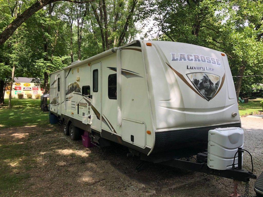 loaded 2013 Forest River Primetime LACROSSE camper
