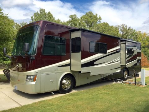 pampered 2012 Tiffin Allegro Open Road camper for sale