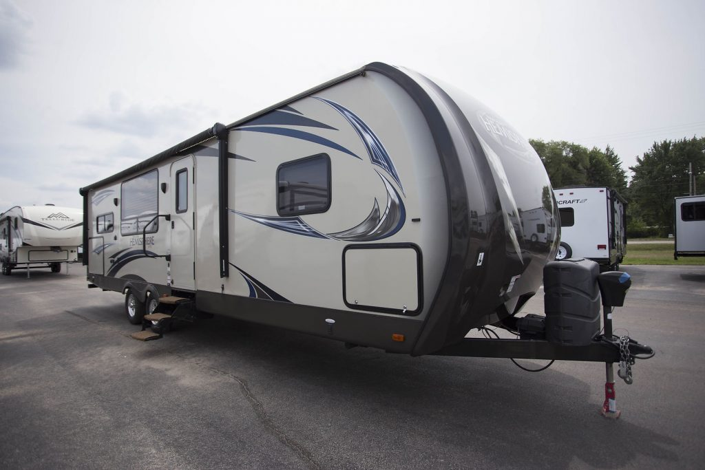 great 2014 Forest River Salem Hemisphere 282rks Camper