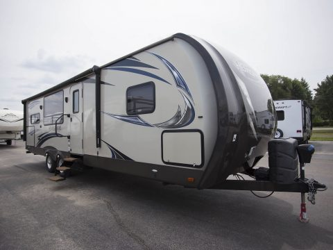great 2014 Forest River Salem Hemisphere 282rks Camper for sale