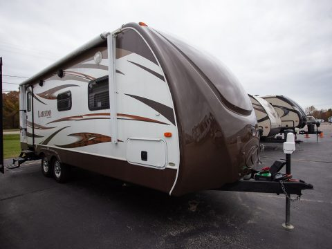 very nice 2014 Keystone Laredo Super LITE 240mk Camper for sale