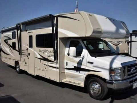 loaded 2015 Coachmen Leprechaun camper for sale