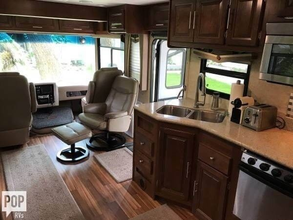 loaded 2015 Forest River Georgetown camper