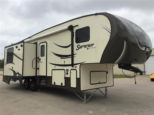 very nice 2015 Forest River Surveyor camper for sale