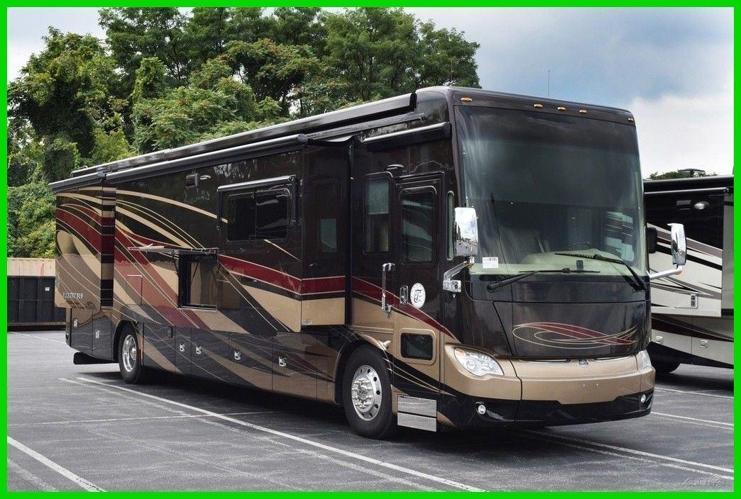 comfortable 2016 Tiffin Allegro Bus 40AP camper for sale