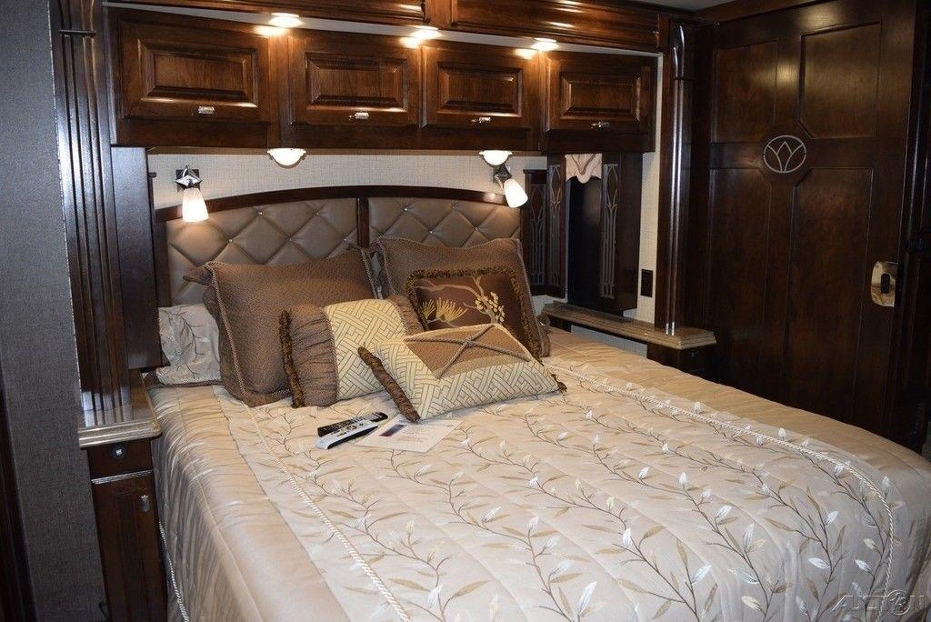 comfortable 2016 Tiffin Allegro Bus 40AP camper