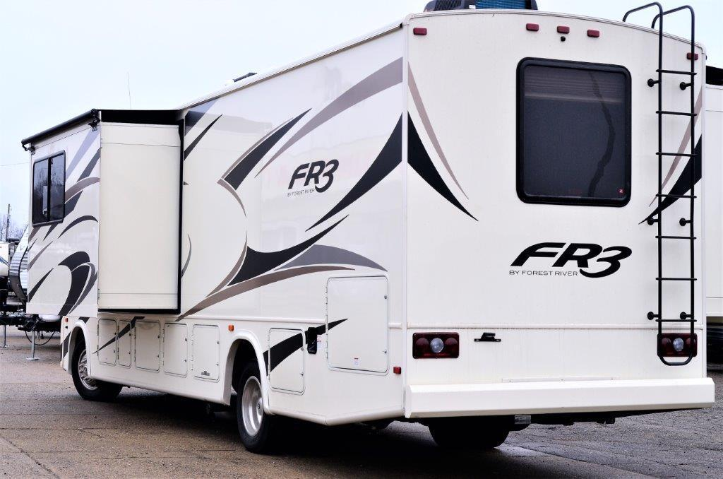like new 2017 Forest River FR3 32DS Camper