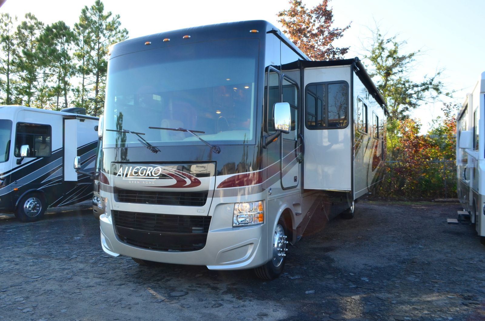 low mileage 2016 Tiffin Allegro Open Road 36LA Class A camper for sale