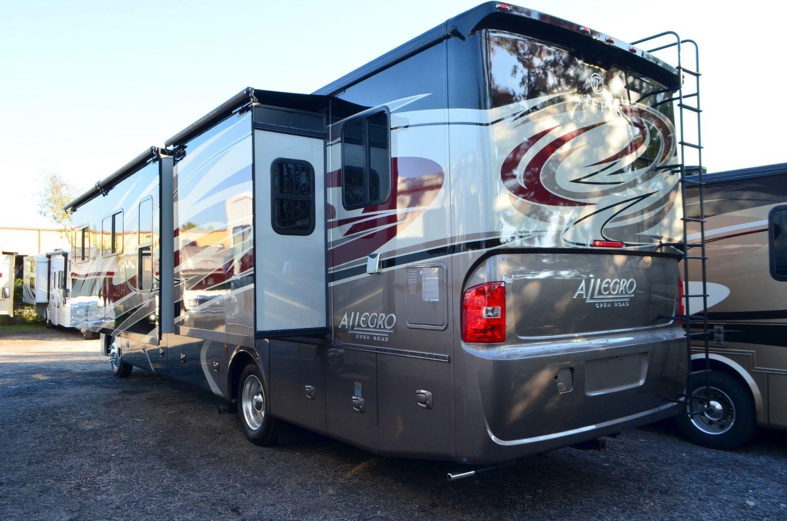 low mileage 2016 Tiffin Allegro Open Road 36LA Class A camper