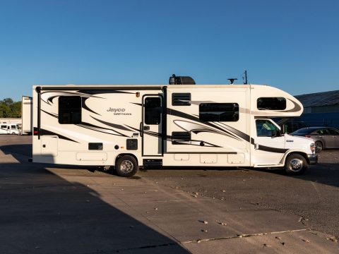 low miles 2016 Jayco Greyhawk 29ME Camper for sale