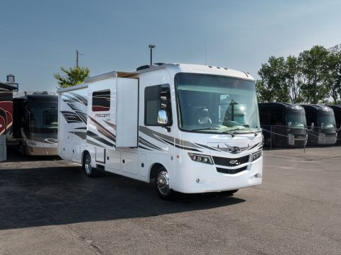 low miles 2017 Jayco Precept 31UL Camper for sale