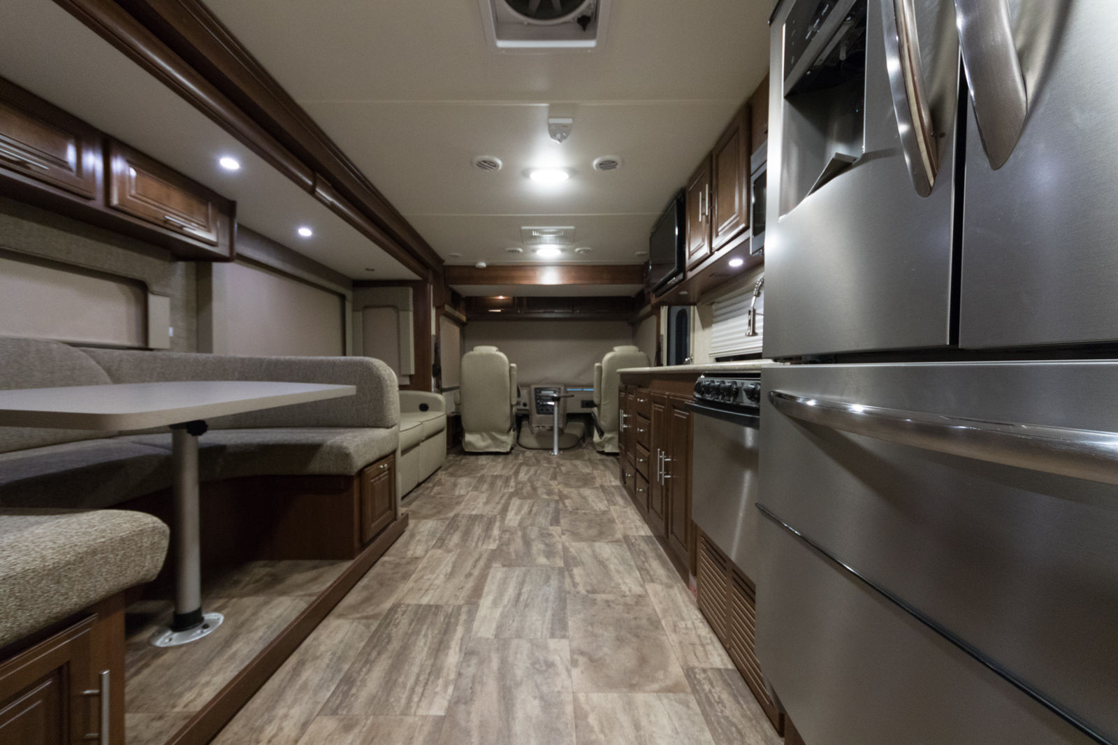 very clean 2017 Forest River Georgetown Camper