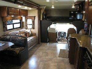 well equipped 2016 Jayco Seneca 37FC camper
