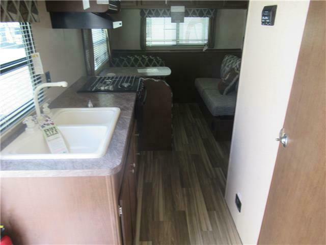 comfortable 2017 Forest River Shasta Oasis camper