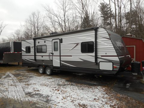 new 2018 Heartland PIONEER RG camper trailer for sale