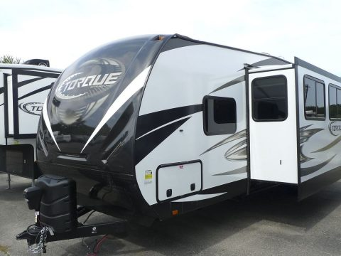 new 2018 Heartland Torque XLT T322 Camper for sale