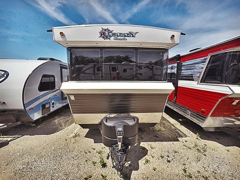 retro 2018 Heartland Terry Classic V22 Camper for sale