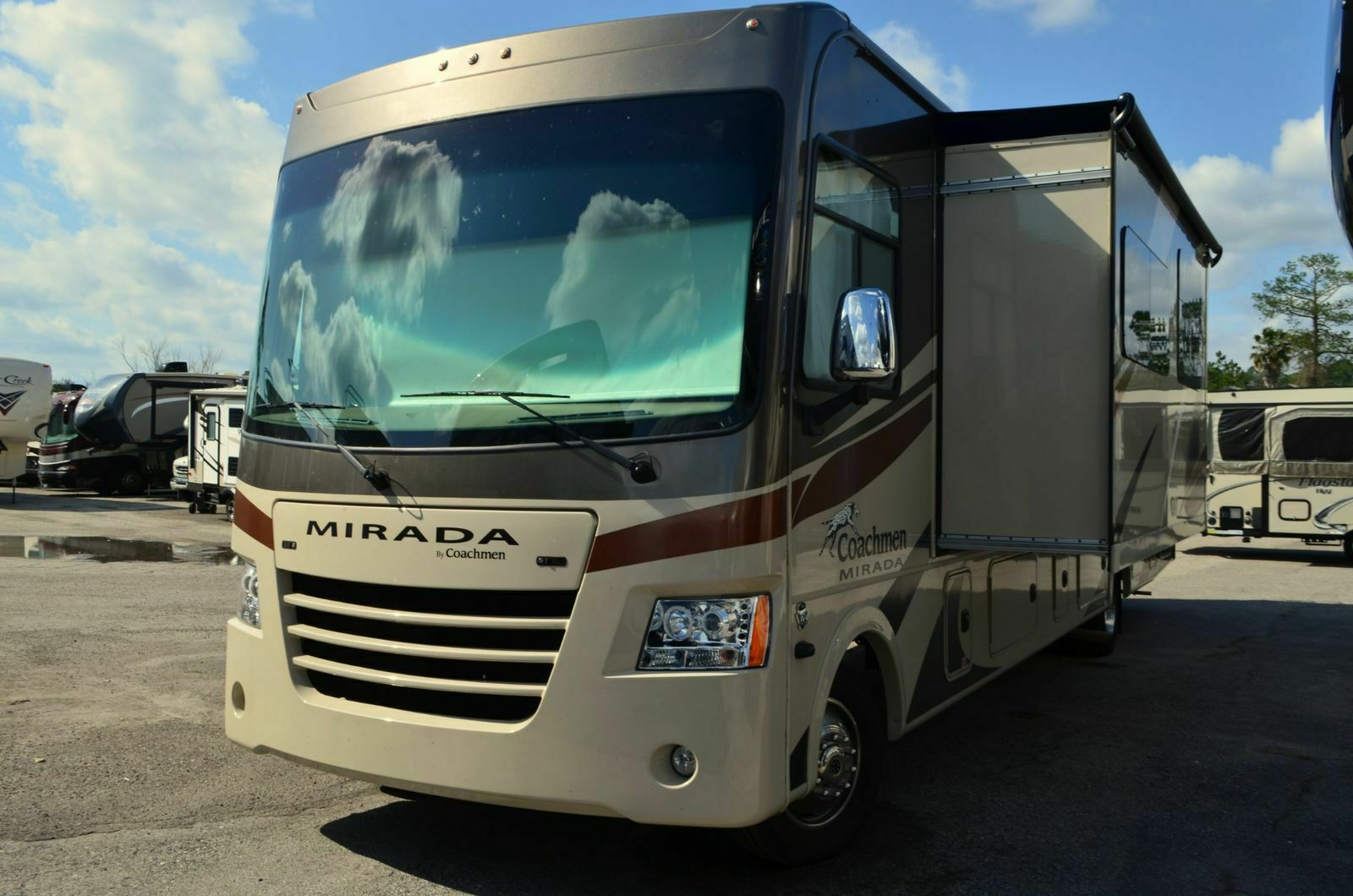 excellent shape 2018 Coachmen Mirada camper