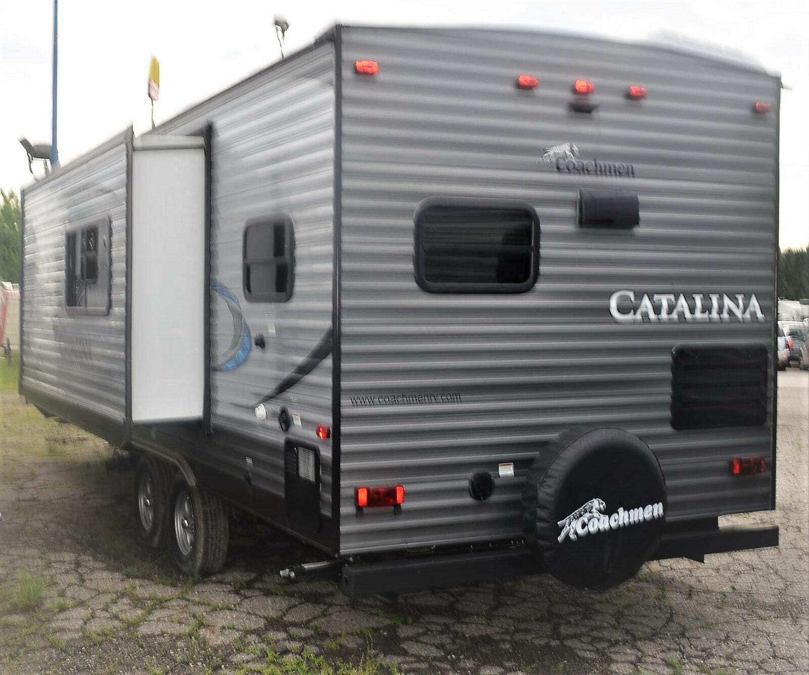 mint 2018 Coachmen Catalina SBX Camper