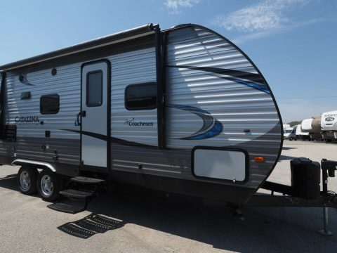 new 2018 Coachmen Catalina Legacy Edition Camper for sale