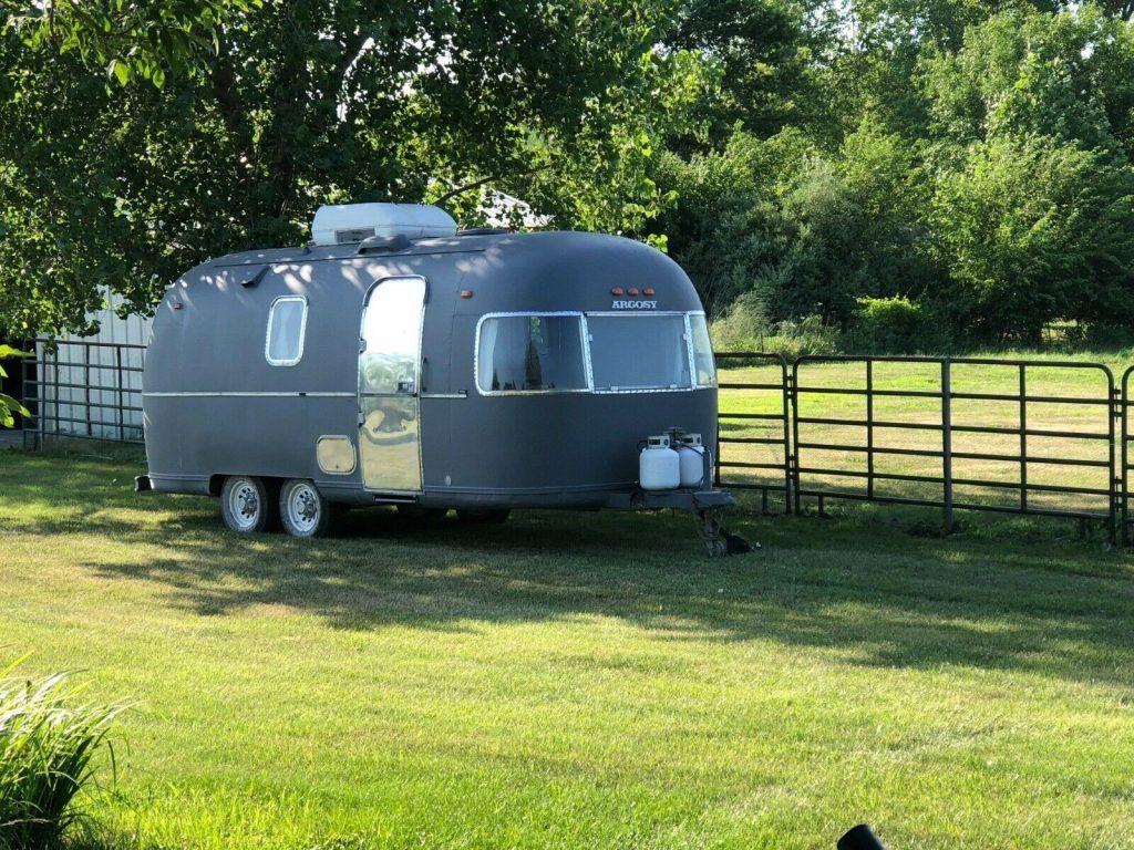 ready to go 1972 Airstream Argosy camper